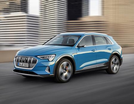 Представлен новый Audi e-tron