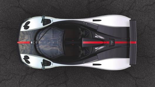 Pagani выпустит новый спорткар за 2 млн. долларов
