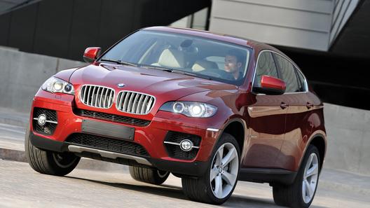 BMW X6: настоящий хитрец