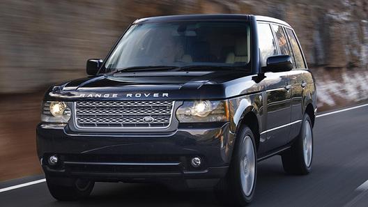 Объявлена цена на Range Rover 2010 модельного года