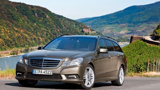 Mercedes-Benz E-класса обойдется россиянам в 1,8 млн рублей