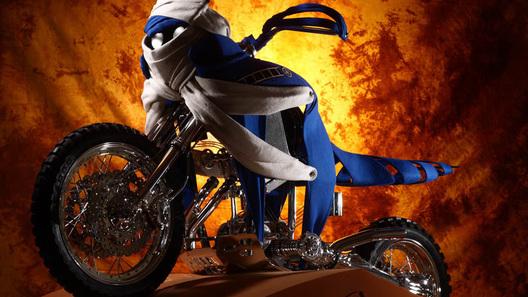 Яркие мотоциклы от Honda и Yamaha на Tokyo Motor Show