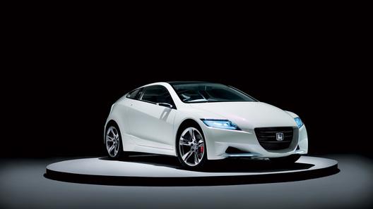 Honda CR-Z: от концепта до серийного запуска