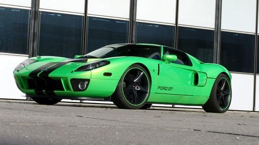 Cамый спортивный Ford разогнали до 360 км/ч