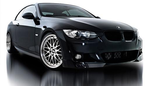 Представлен обвес Vorsteiner M-Tech для купе и кабриолета BMW третьей серии