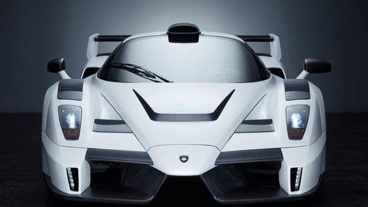 Gemballa Mig-U1: суперкар на базе Ferrari Enzo делали с оглядкой на российский истребитель