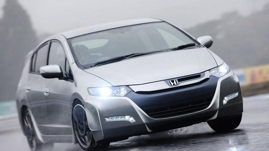Honda Insight Sports Modulo: тюнинг во имя тюнинга