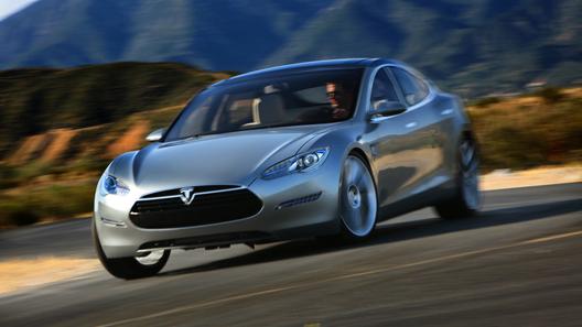 Электрический хэтчбек Tesla S: дебют намечен на 2012 год