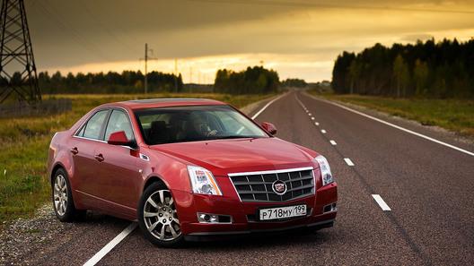 В поисках русской мечты на Cadillac от Белого до Черного моря