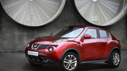 Nissan Juke с турбомотором начнут продавать в ноябре