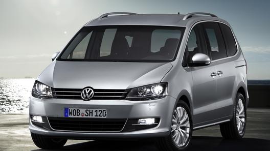 Volkswagen Sharan: новое поколение немецкого минивэна