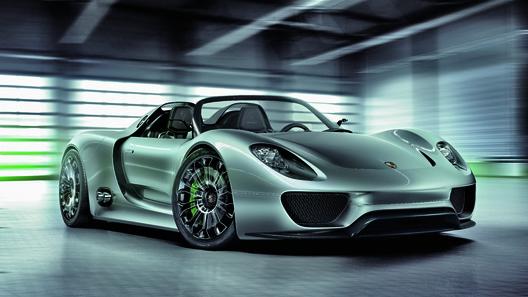 Потенциальные покупатели Porsche 918 Spyder занимают очередь