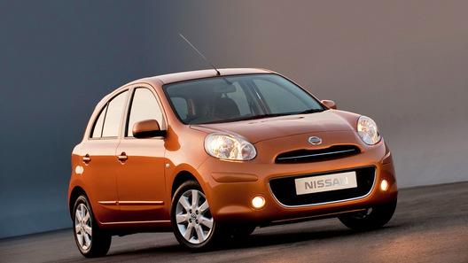 Новый Nissan Micra появится в продаже уже в этом году