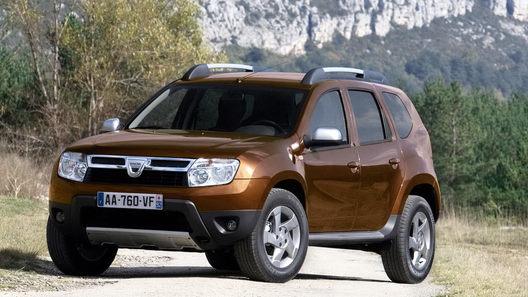 Renault переводит бюджетный кроссовер Dacia Duster на биоэтанол