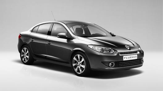 С 1 апреля в России стартуют продажи Renault Fluence