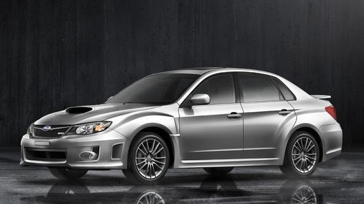 Subaru представляет обновленную версию модели Impreza WRX