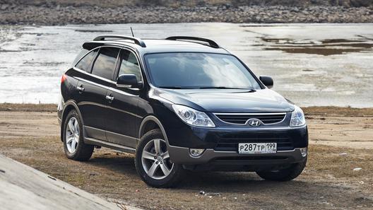 В России доступна новая модификация Hyundai ix55