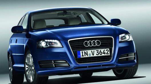 Audi слегка обновила семейство A3