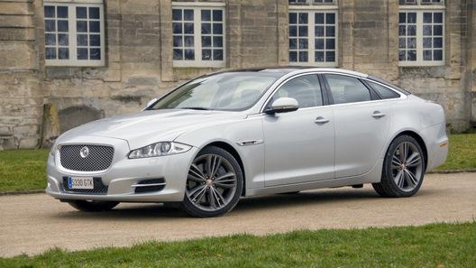 Jaguar возлагает большие надежды на продажи модели XJ