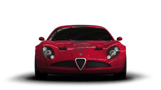 Alfa Romeo TZ3 Corsa от Zagato представлен официально
