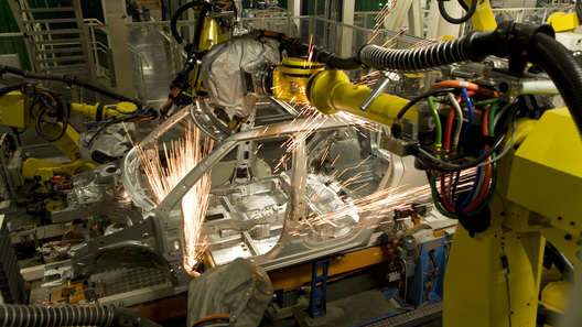 На заводе в Калуге начали производство Skoda Fabia FL по полному циклу