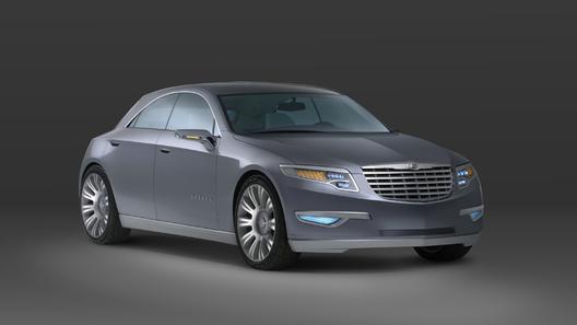 Преемник Chrysler Sebring получит имя Nassau