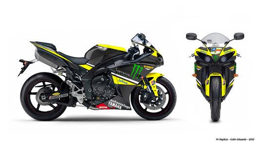 Yamaha YZF-R1 Ben Spies Race Replica: деликатес для французов