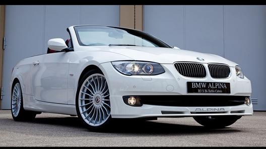 Новый BMW Alpina B3 S Bi-Turbo доступен для заказа на рынке Великобритании