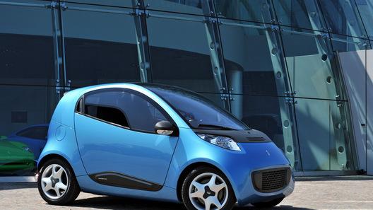 Студия Pininfarina демонстрирует прототип модульного электромобиля Nido EV