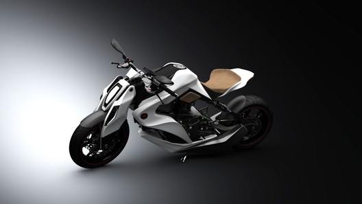 Izh-1: прототип гибридного мотоцикла от Игоря Чака