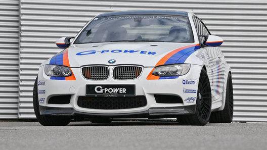 Гоночные версии BMW M3 сделали еще быстрее