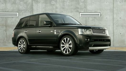 Новый Range Rover получит 4,4-литровый дизельный мотор