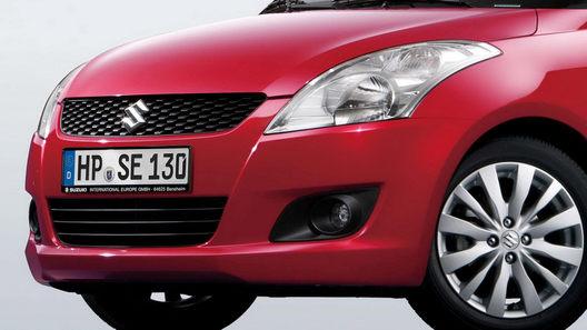 Компания Suzuki официально представила новую версию хэтчбека Swift