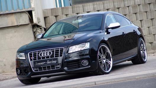 Немцы представили новый тюнинг-кит Audi S5 Sportback Grand Prix