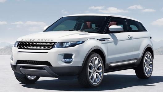 В Лондоне представлен новый кроссовер Range Rover Evoque