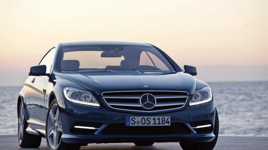 Mercedes-Benz CL-Class оснастили новым мотором