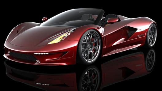 Самый быстрый автомобиль на планете сделают к 2011 году
