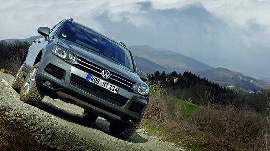 Новый VW Touareg обойдется россиянам минимум в 1 млн 900 тысяч рублей