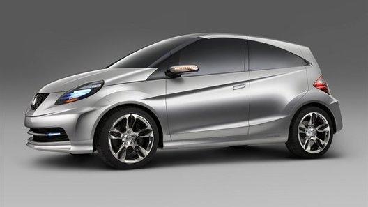Honda выпустит целую россыпь компактных экологичных моделей
