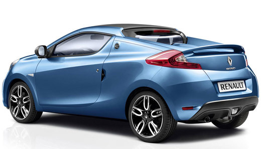 Renault выпустит спецверсии моделей Megane и Wind