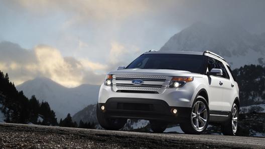 Компания Ford официально представила новый внедорожник Explorer