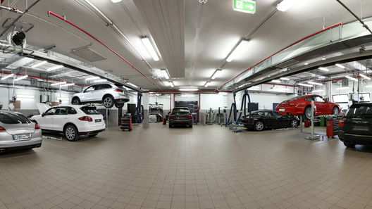 Porsche раскрыл секреты послепродажного обслуживания