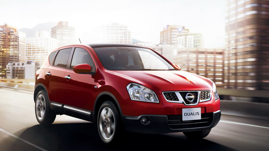 Японский аналог Nissan Qashqai прошел процедуру модернизации