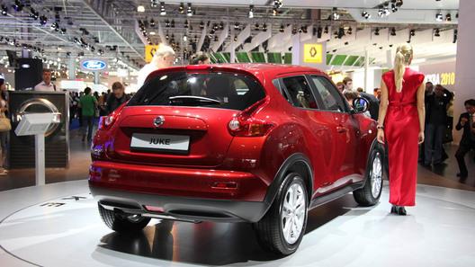 Nissan показал россиянам Juke и провел европейскую премьеру Patrol