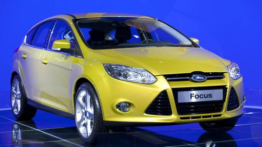 Новый Ford Mondeo и третье поколение Ford Focus дебютировали на ММАС