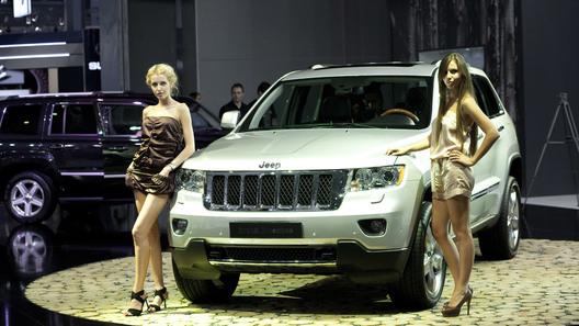 В Москве прошла европейская премьера четвертого поколения Jeep Grand Cherokee