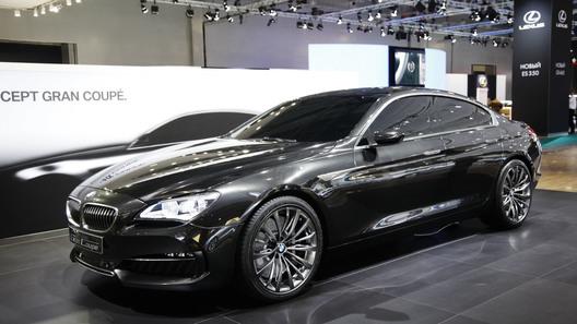 Москвичам продемонстрировали новый BMW Gran Coupe