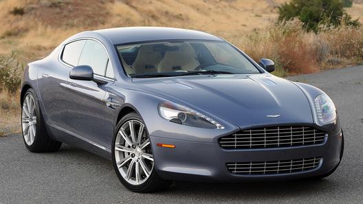 Кроссовер Lagonda принесут в жертву седану на базе модели Aston Martin Rapide