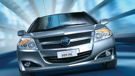 Китайский бренд Geely ликвидируют к 2012 году