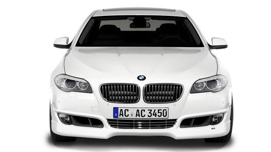 Ателье AC Schnitzer улучшило внешний вид и характеристики нового BMW 5-Series